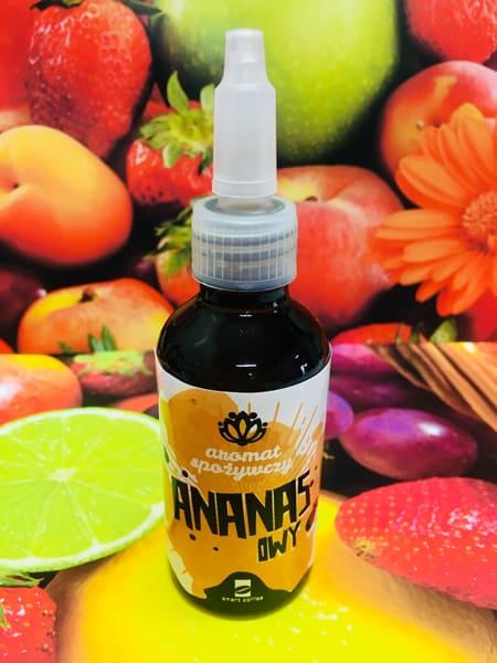 ananasowy aromat spożywczy