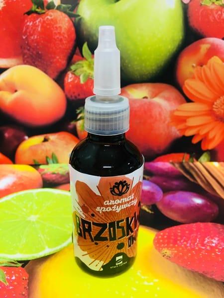 brzoskwiniowy aromat spożywczy
